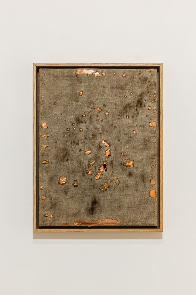 44x35 (Processed copper and linen)