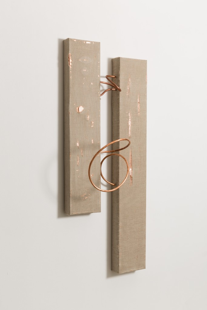 132x54 (Copper, Linen and Copper pipes)
